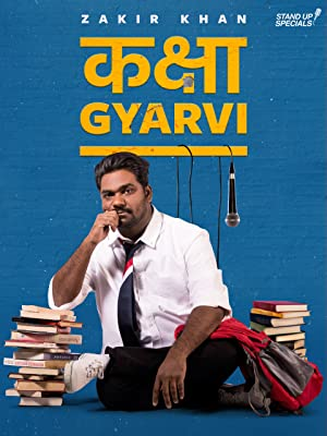 Kaksha Gyarvi (2018) by Zakir Khan Amazon Prime Video