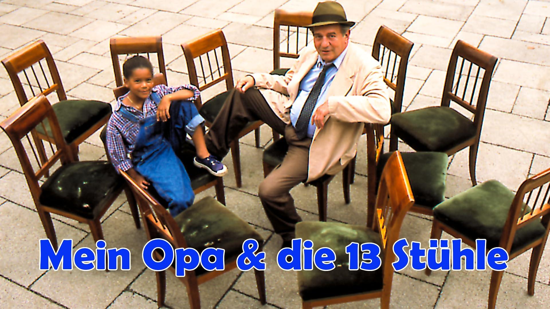 Mein Opa & die 13 Stühle