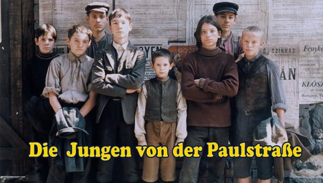 Die Jungen von der Paulstraße