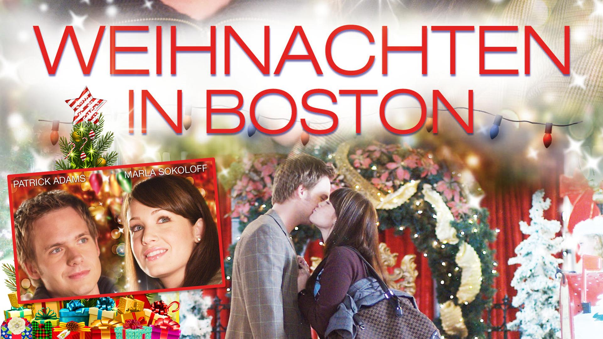 Weihnachten in Boston