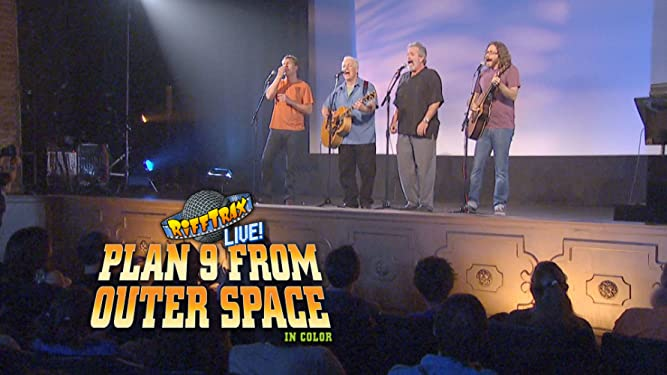 RiffTrax Live: Plan 9 from Outer Space [OV]