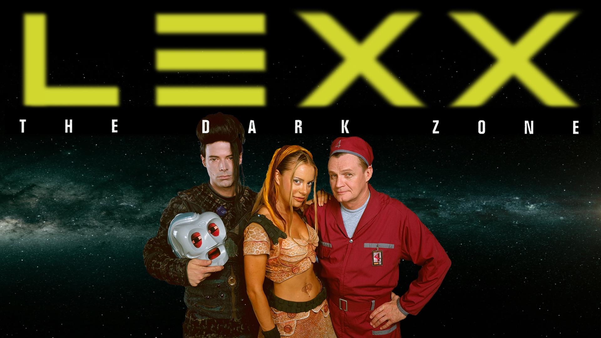 LEXX: The Dark Zone
