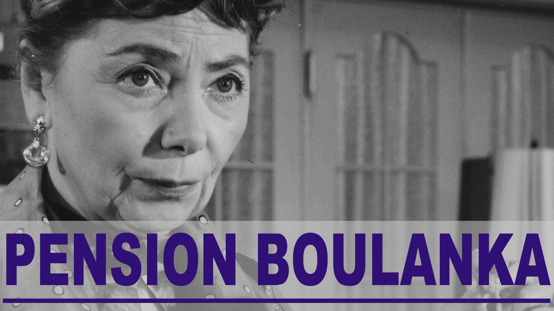 Pension Boulanka