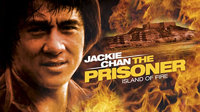 Jackie Chan: The Prisoner