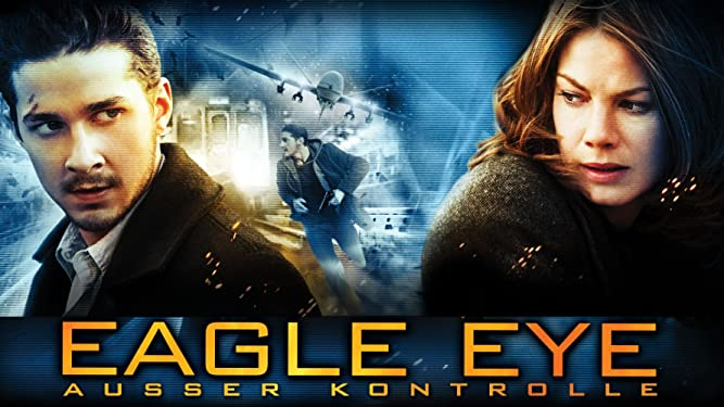 Eagle Eye - Außer Kontrolle [dt./OV]