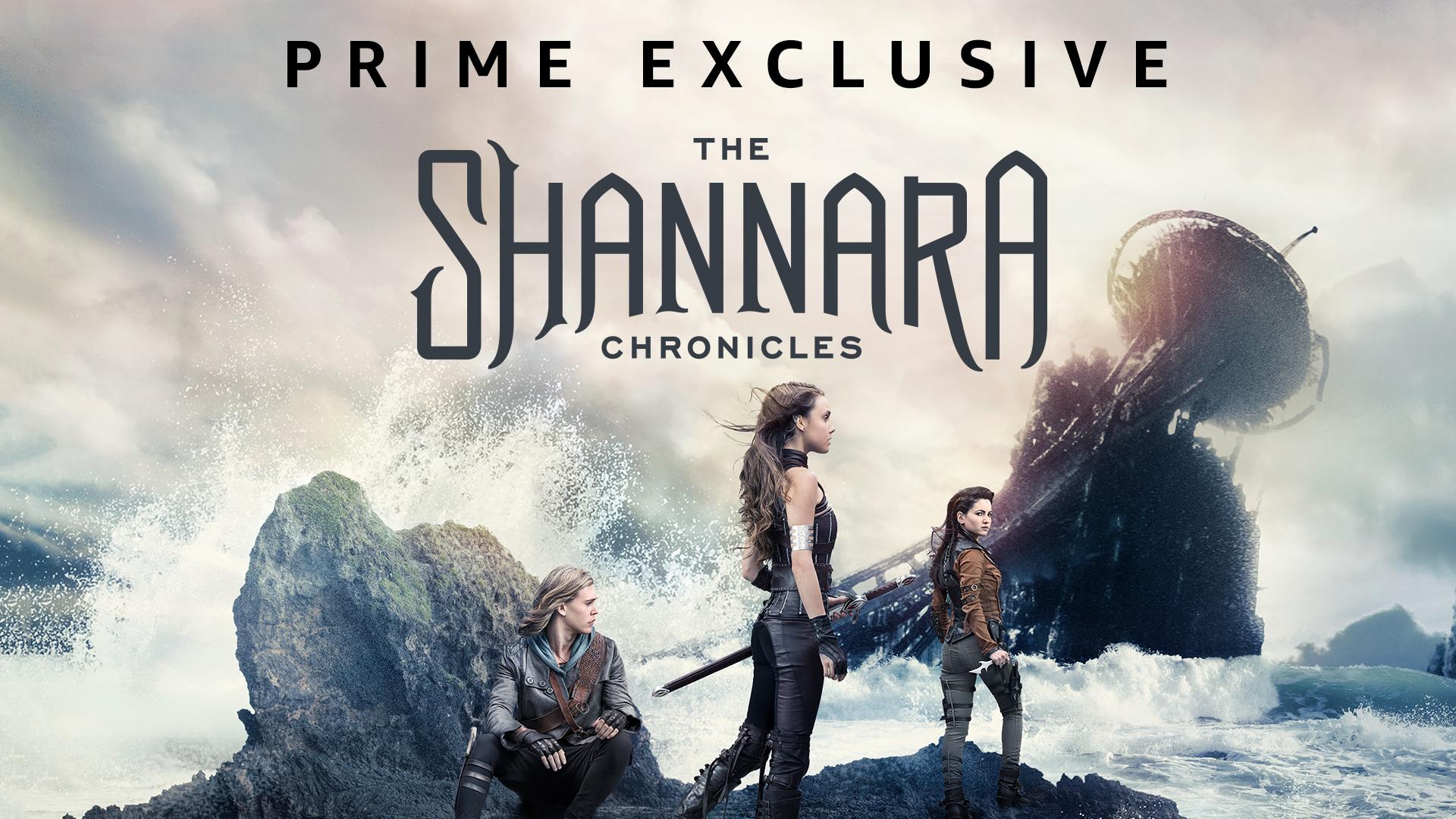 The Shannara Chronicles - Staffel 1 [dt./OV]