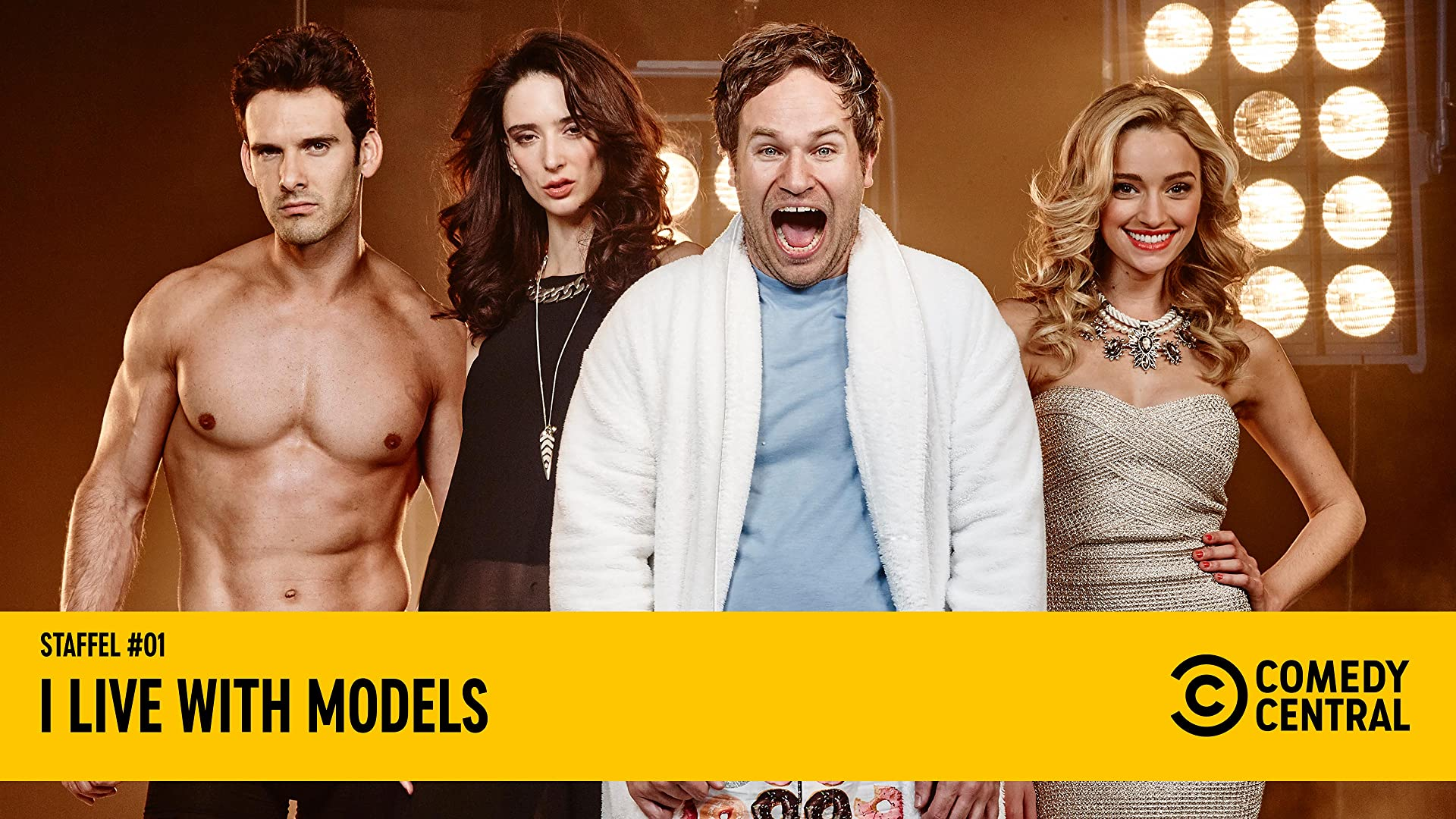 I Live With Models Staffel 1