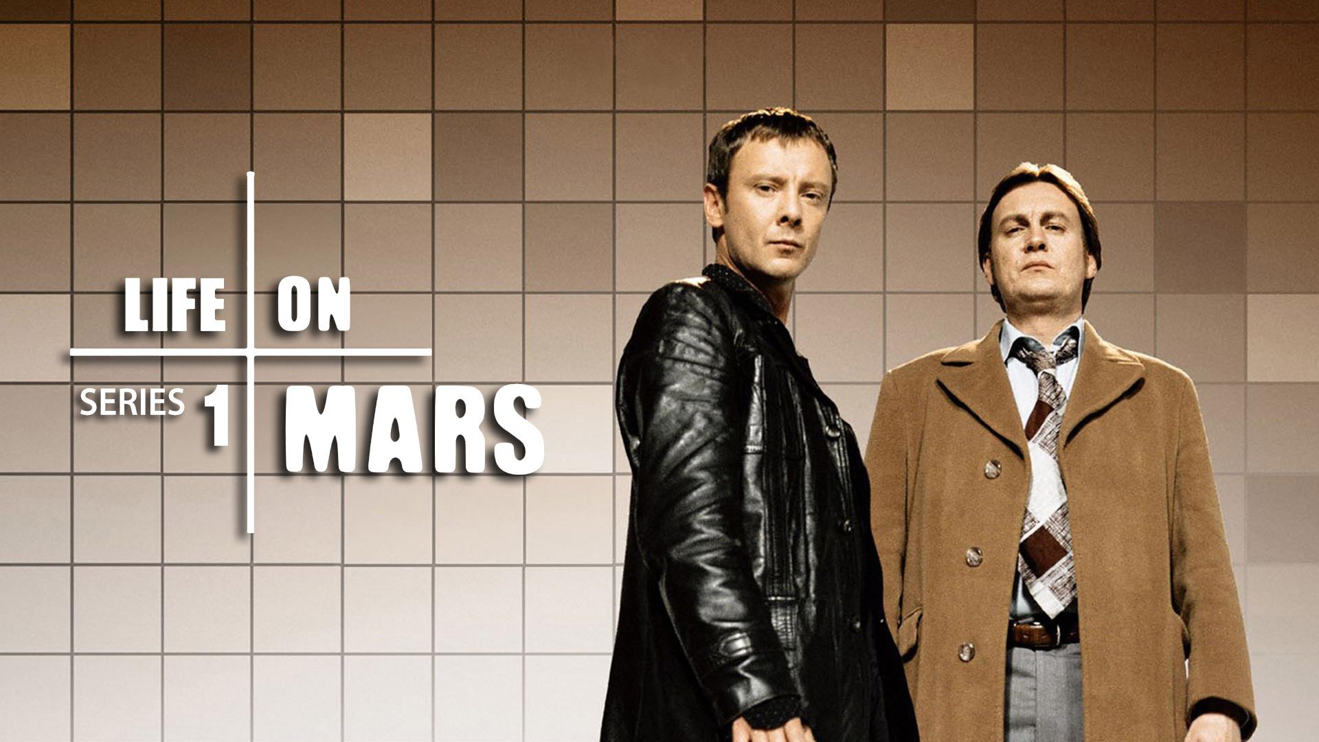 Life On Mars - Season 1 [OV]