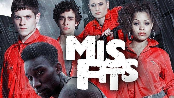Misfits - Staffel 1 [OV]