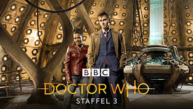Doctor Who - Staffel 3 [dt./OV]