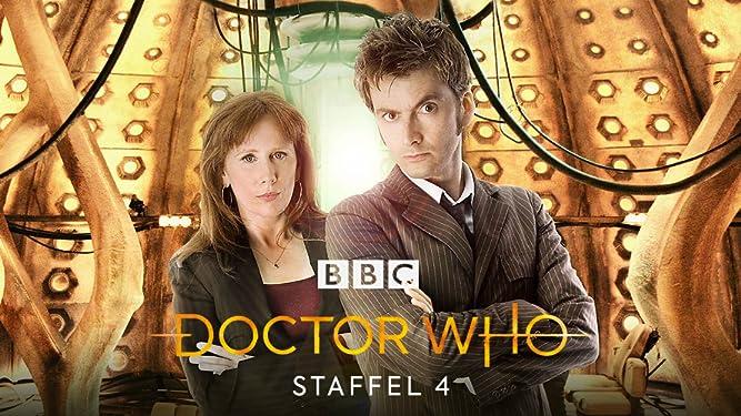 Doctor Who - Staffel 4 [dt./OV]