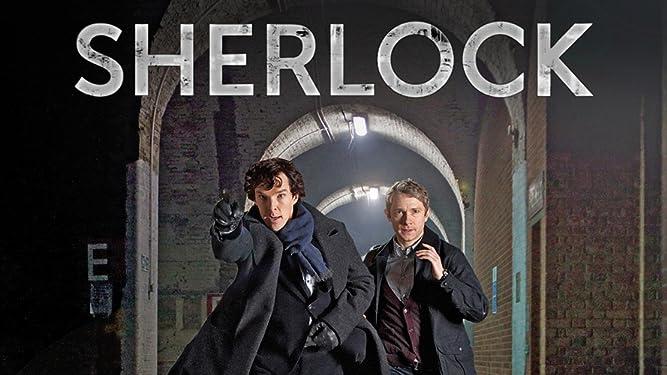 Sherlock - Staffel 1 [dt./OV]