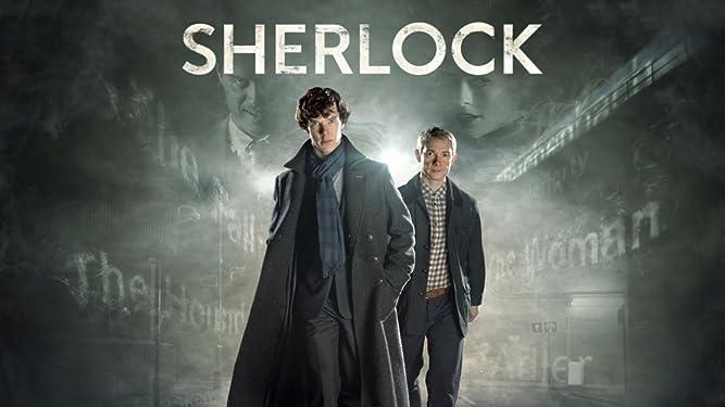 Sherlock - Staffel 2 [dt./OV]