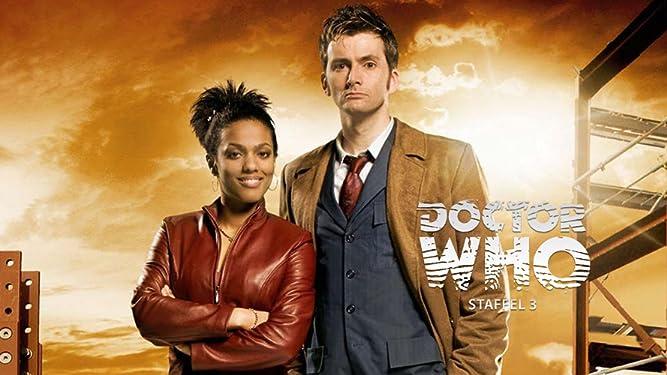 Doctor Who - Staffel 3 [OV]