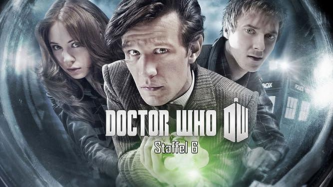 Doctor Who - Staffel 6 [OV]