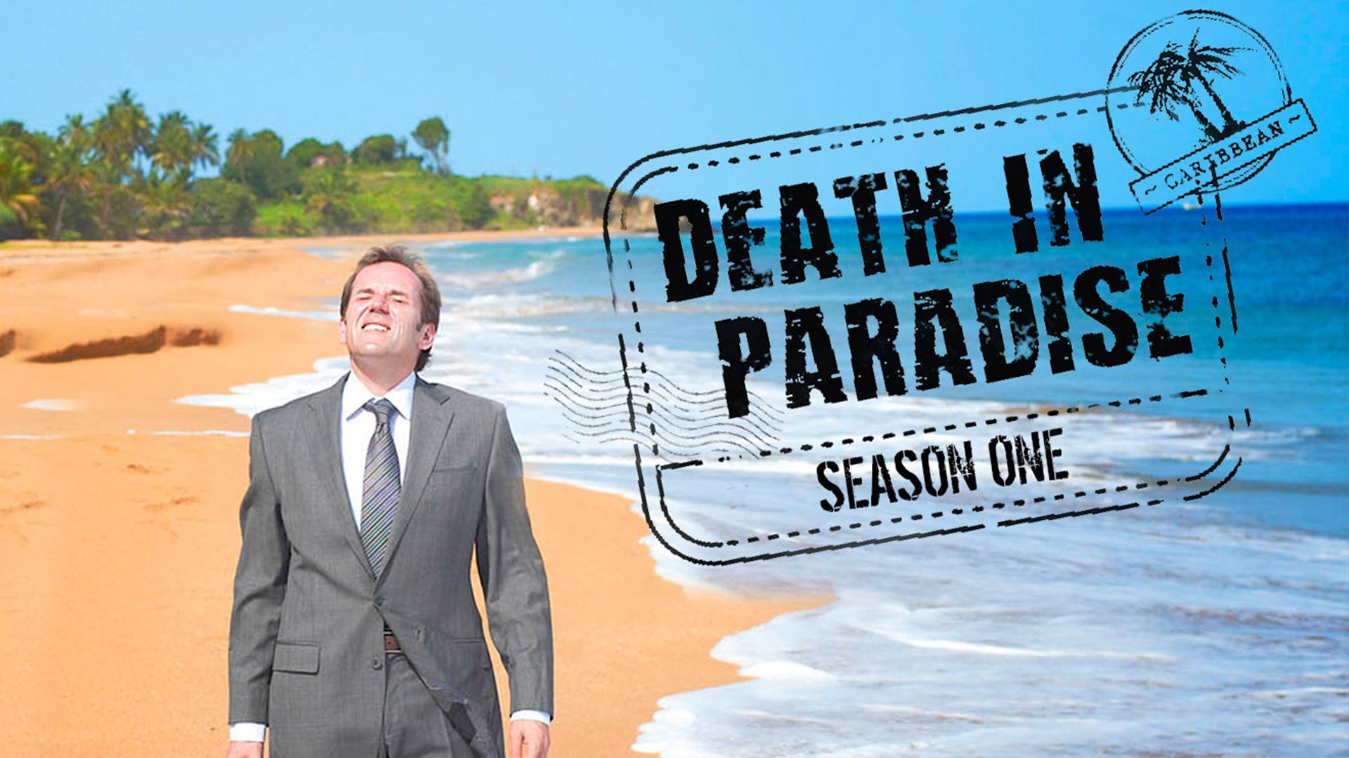 Death in Paradise - Staffel 1 [dt./OV]