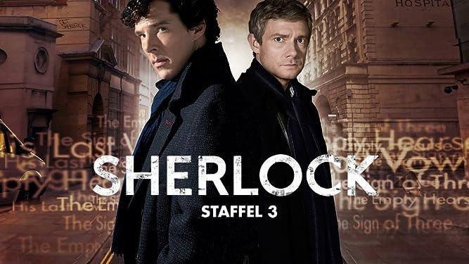 Sherlock - Staffel 3 [dt./OV]