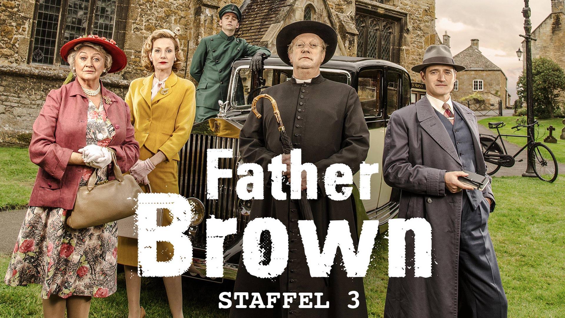 Father Brown - Staffel 3 [dt./OV]