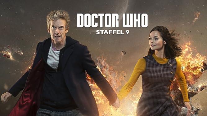 Doctor Who - Staffel 9 [dt./OV]