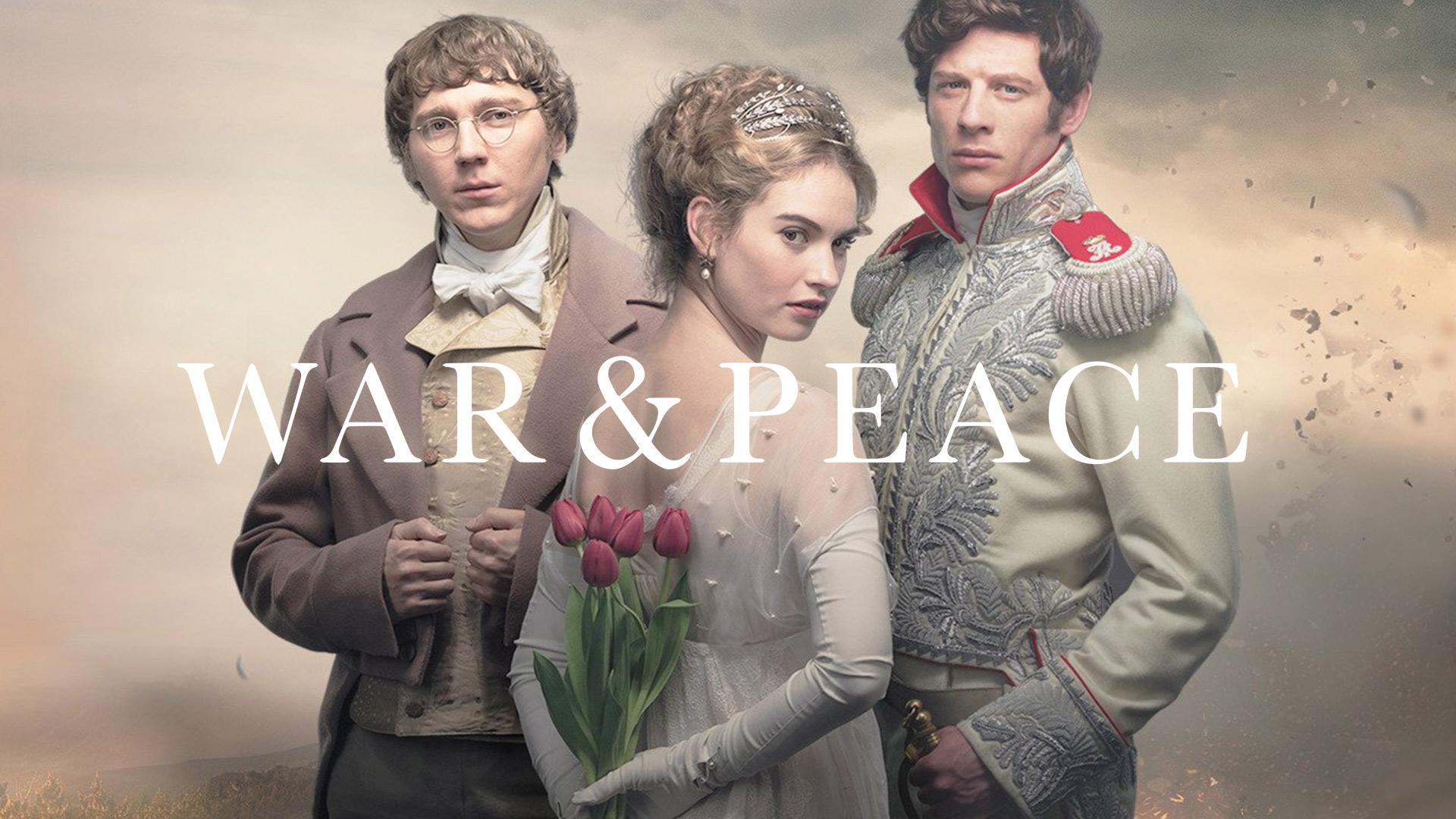 War and Peace – Krieg und Frieden [dt./OV]
