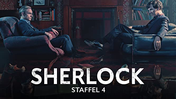 Sherlock - Staffel 4 [dt./OV]
