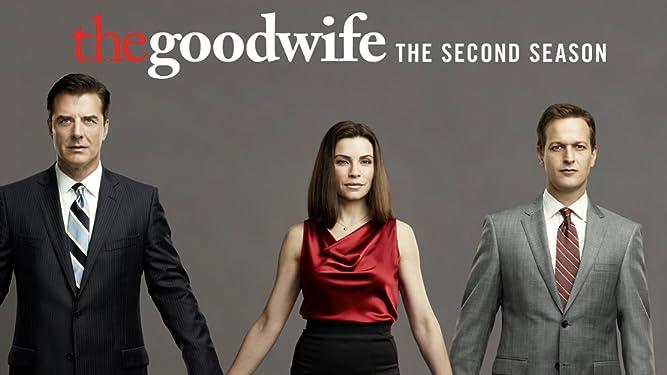 The Good Wife - Staffel 2 [dt./OV]