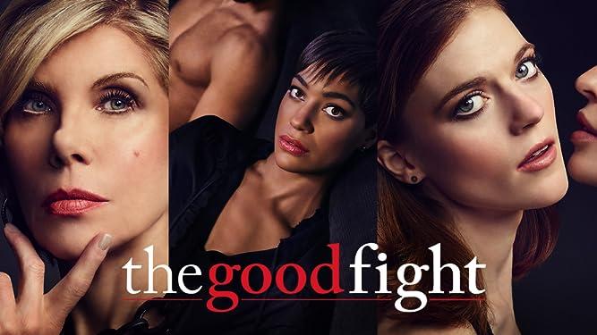 The Good Fight - Staffel 1 [dt./OV]