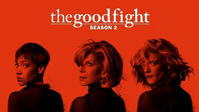 Amazonde The Good Fight Staffel 1 Dtov Ansehen