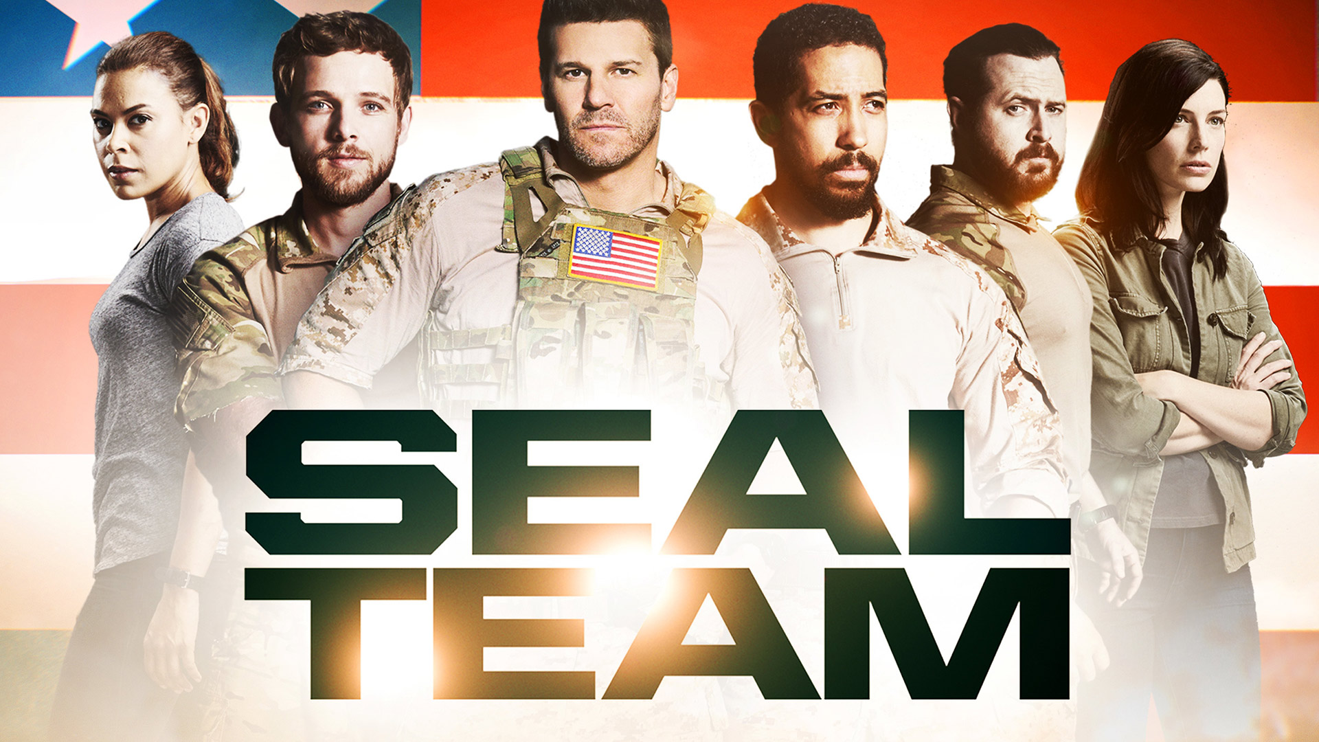 SEAL Team - Staffel 1 [dt./OV]