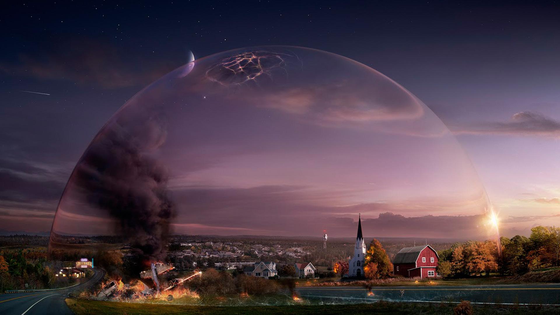 Under the Dome - Staffel 1 [dt./OV]
