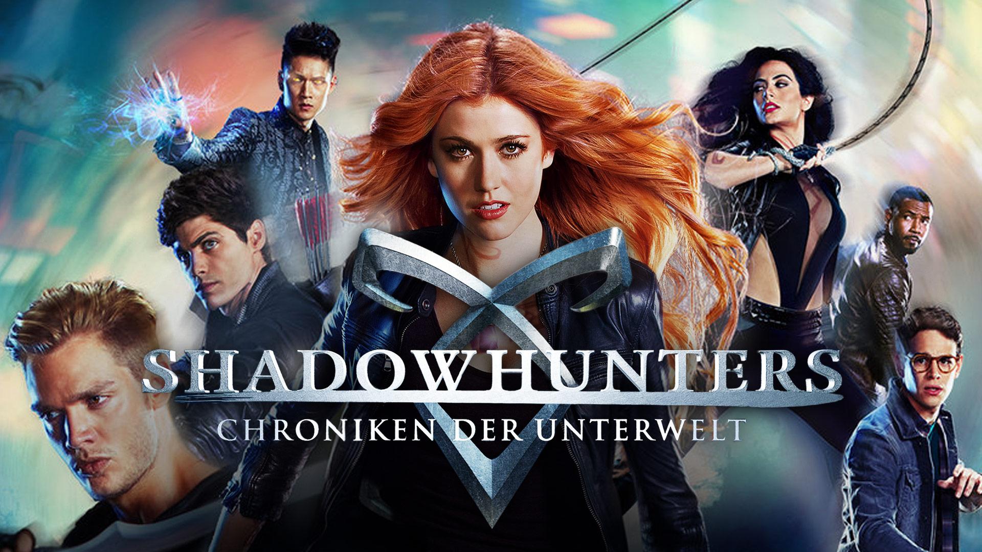 Shadowhunters - Staffel 1 [dt./OV]