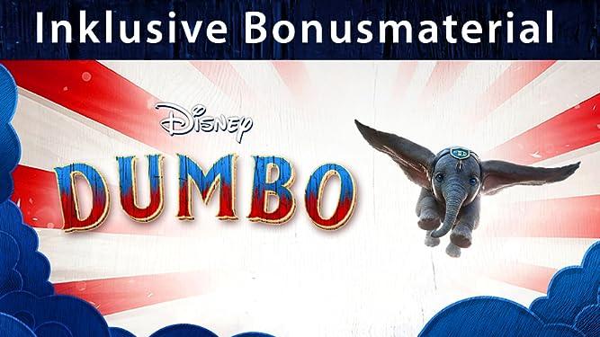 Dumbo (inkl. Bonusmaterial)