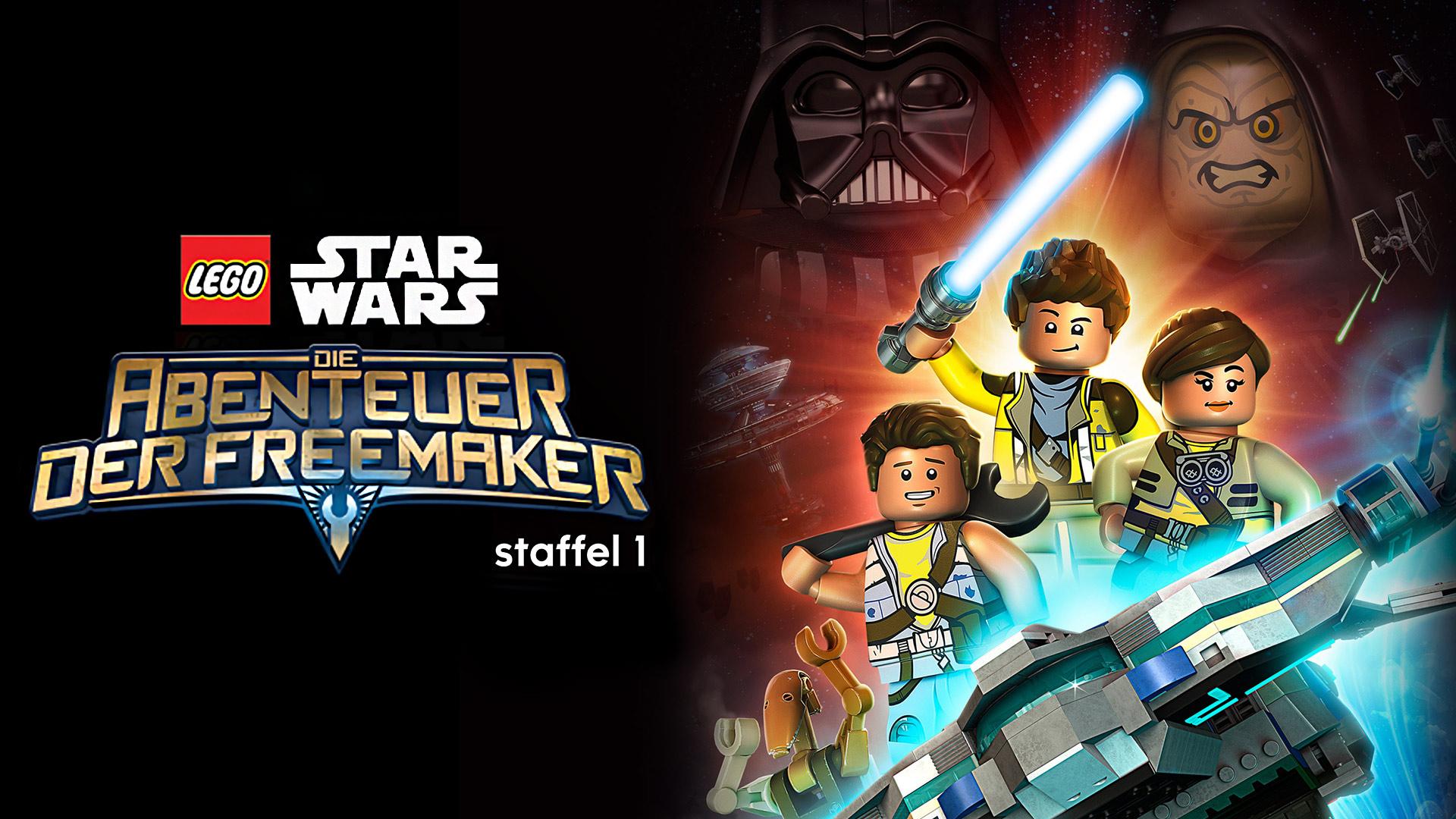 Star Wars: Die Abenteuer der Freemaker - Staffel 1