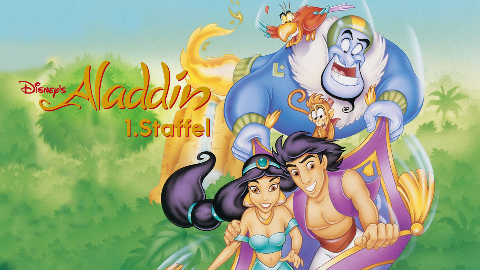 Disneys Aladdin - Staffel 1 Teil 1