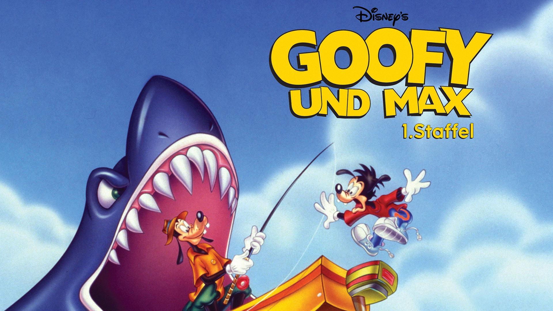 Goofy und Max - Staffel 1 Teil 1