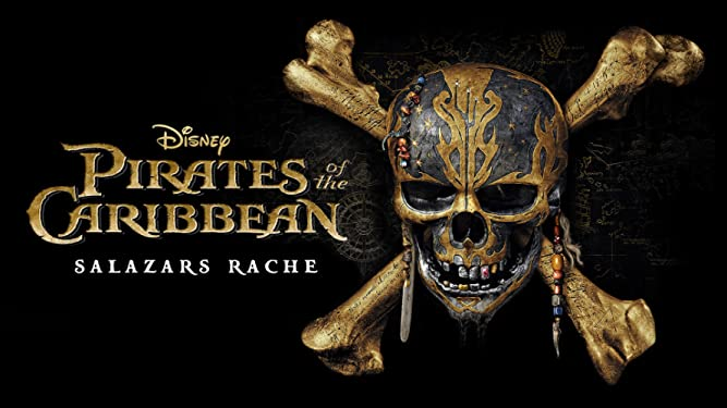 Pirates of the Caribbean: Salazars Rache (inkl. Bonusmaterial) [dt./OV]