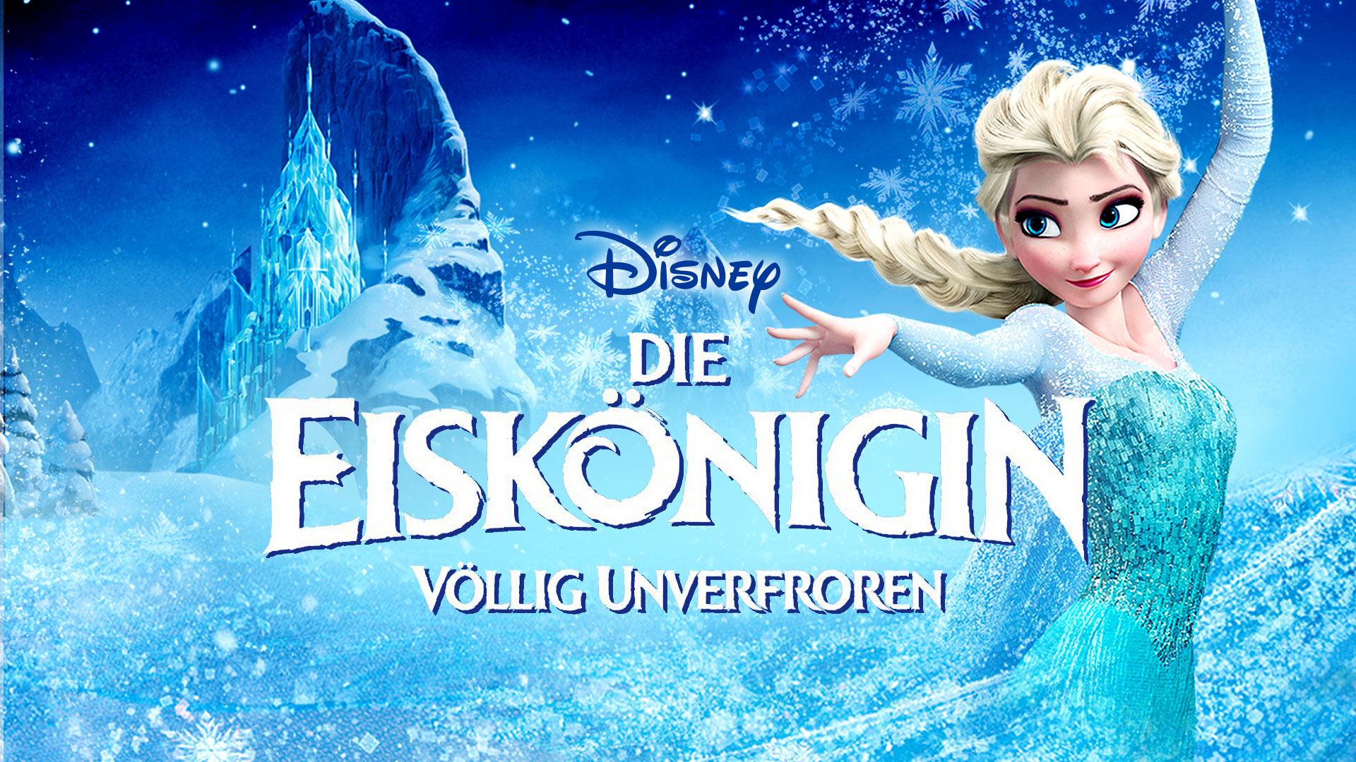 Die Eiskönigin - Völlig unverfroren [dt./OV]
