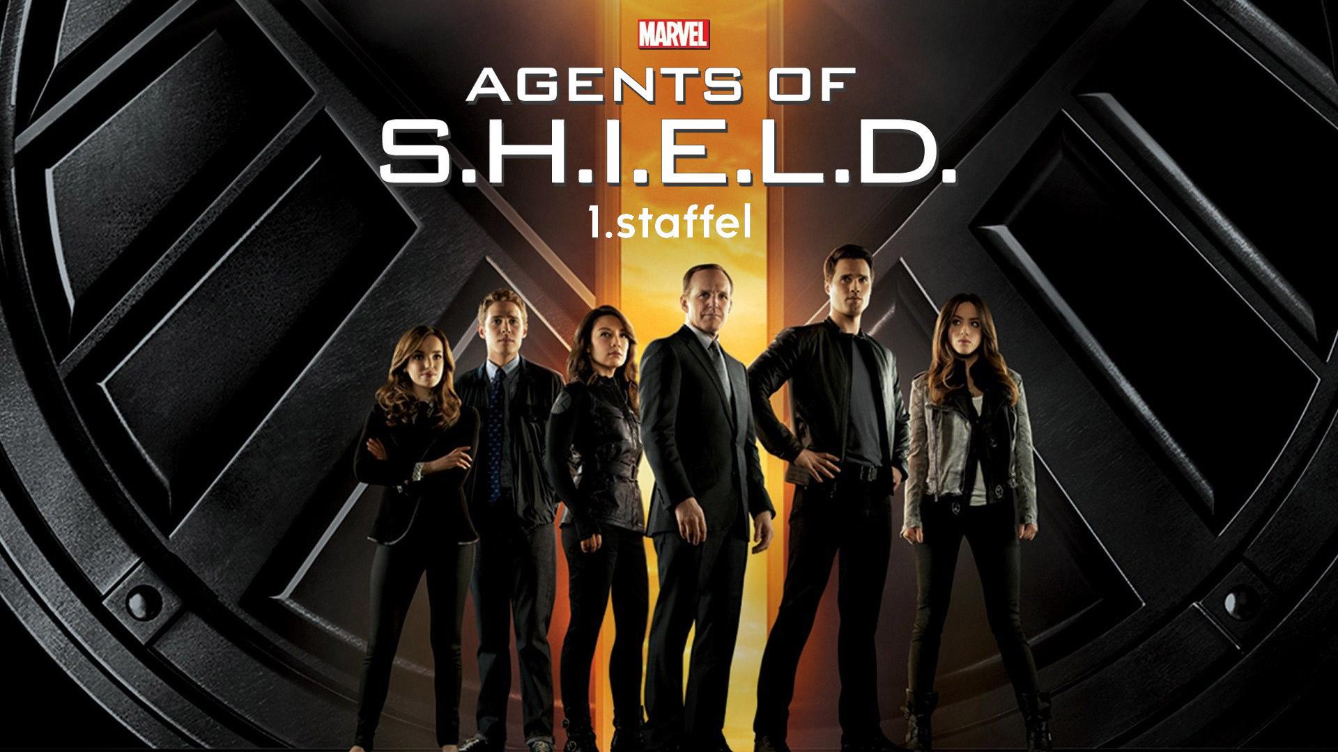 Marvel's Agents of S.H.I.E.L.D. - Season 1 [OmU]
