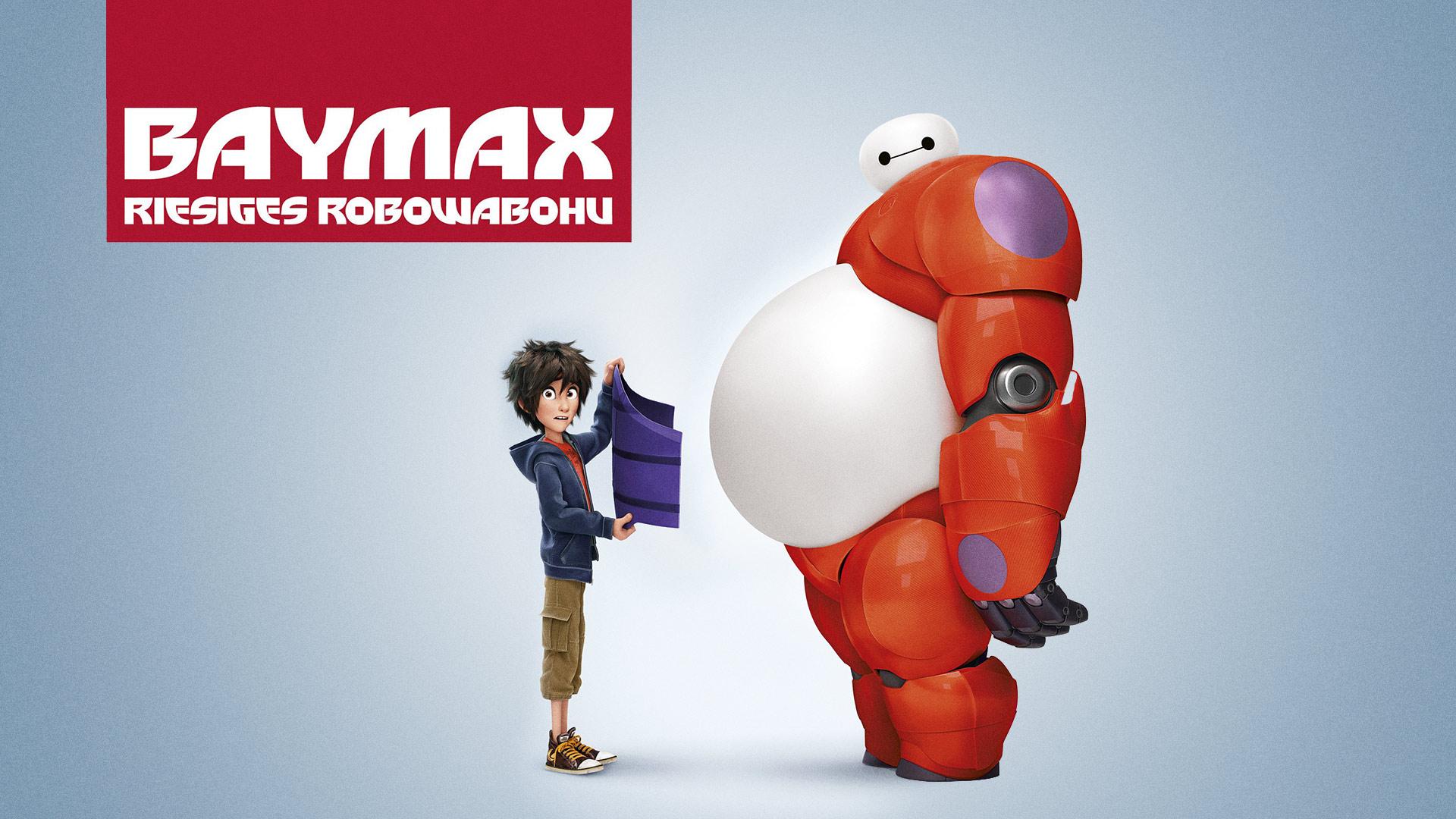 Baymax: Riesiges Robowabohu [dt./OV]
