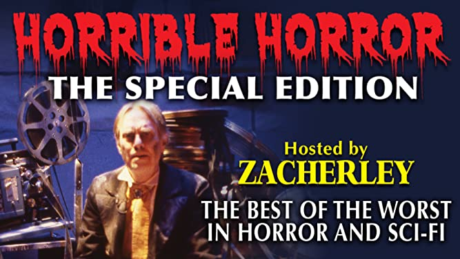 Horrible Horror the Special Edition hosted by Zacherely [OV]