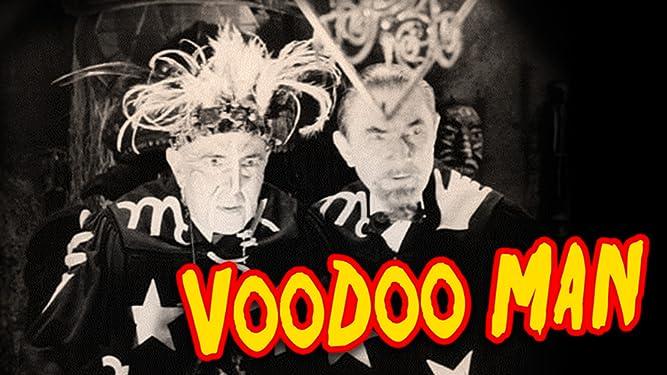 Voodoo Man [OV]