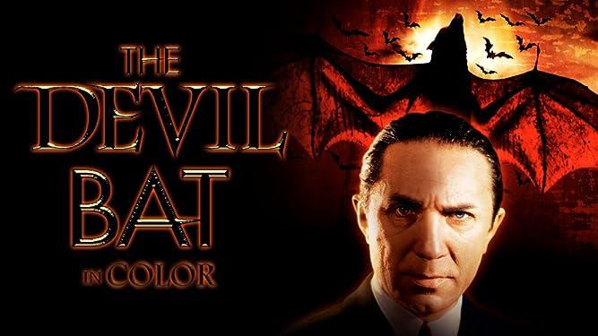 The Devil Bat (In Color) [OV]