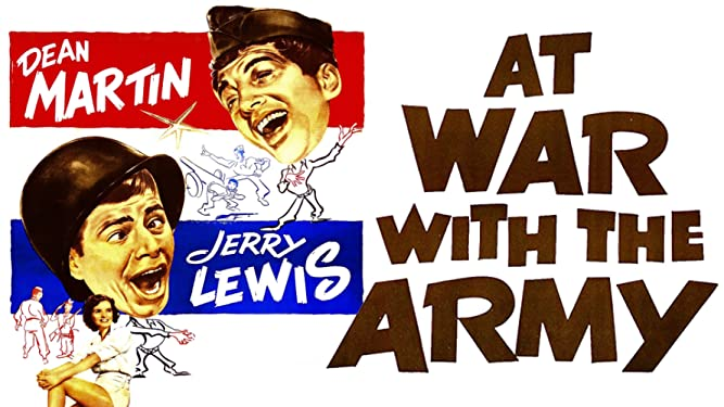 At War With The Army with Dean Martin & Jerry Lewis [OV]