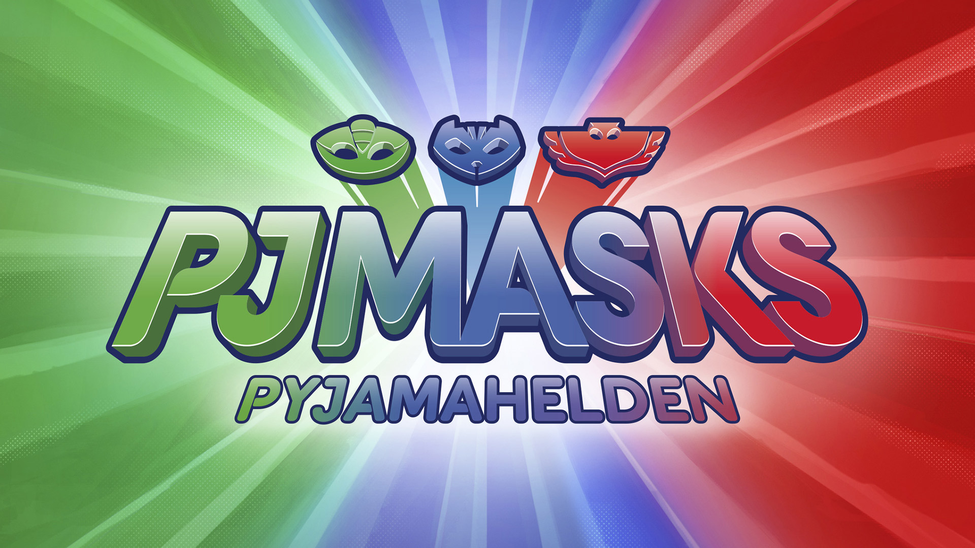 PJ Masks - Pyjamahelden - Staffel 1 [dt./OV]