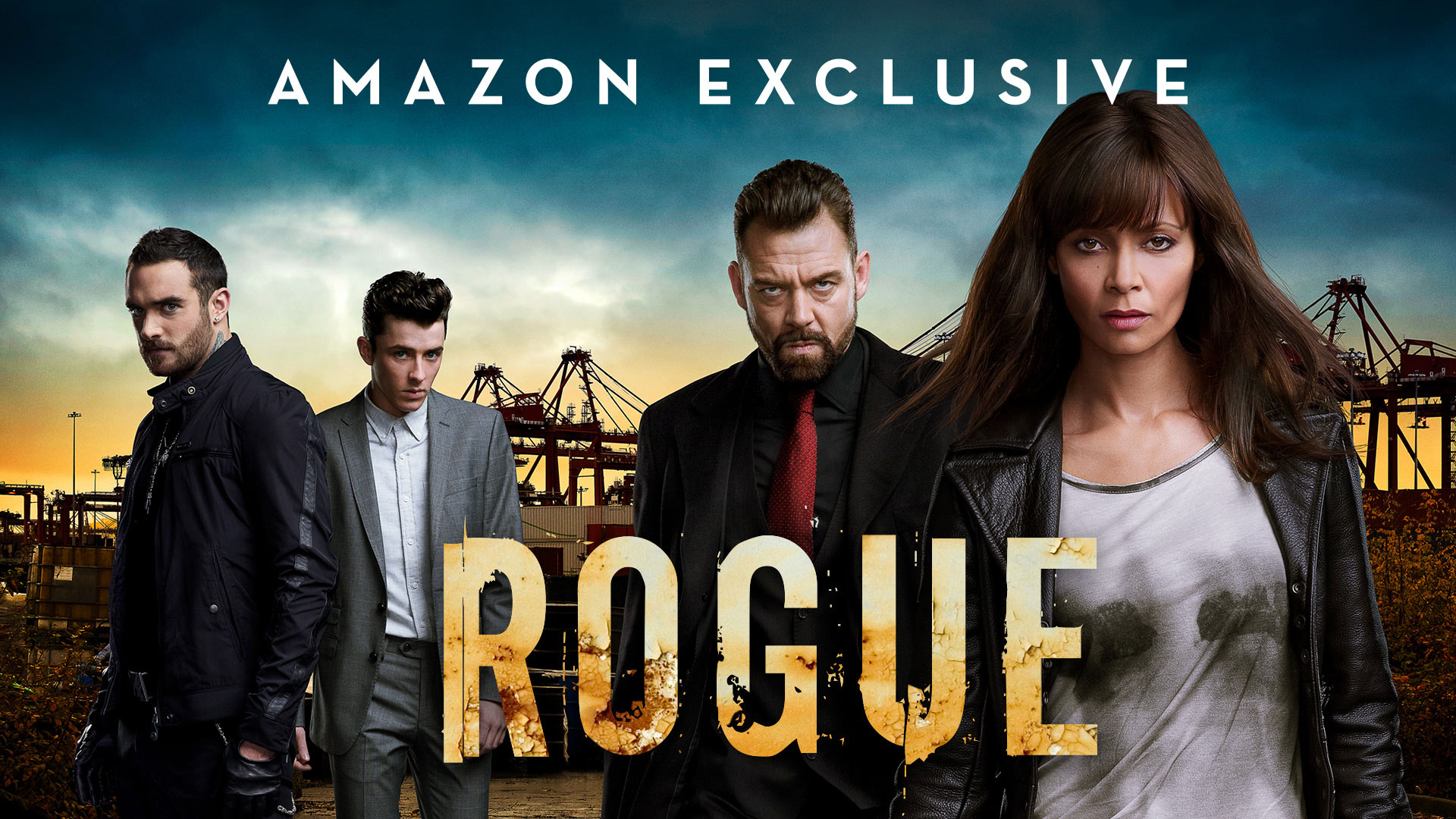 Rogue - Staffel 1 [dt./OV]