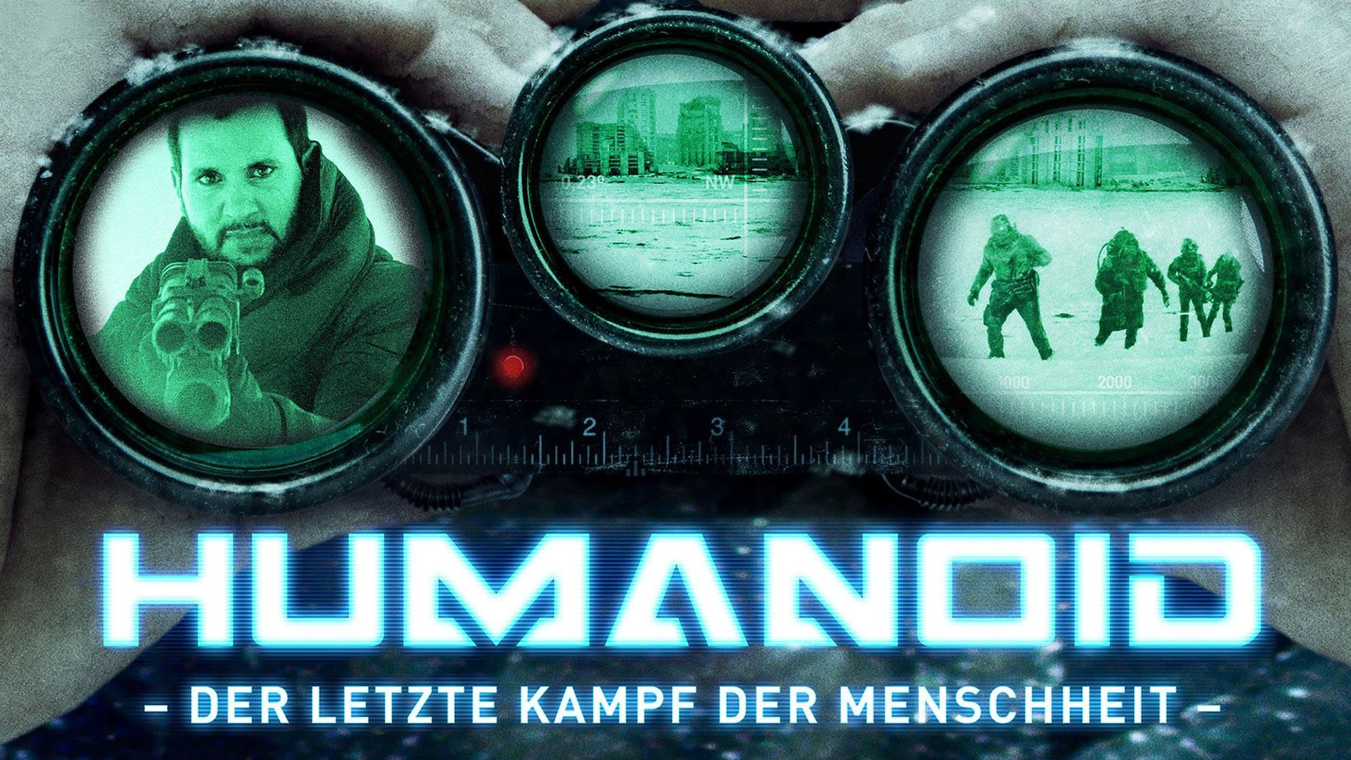 Humanoid: Der letzte Kampf der Menschheit [dt./OV]