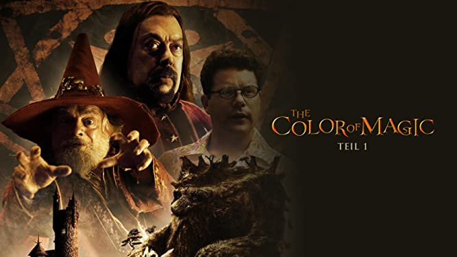 The Color of Magic - Teil 1