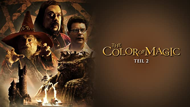 The Color of Magic - Teil 2