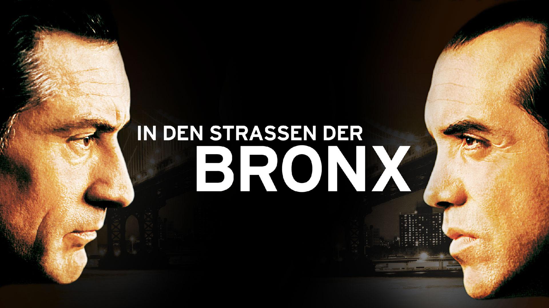 In den Strassen der Bronx [dt./OV]
