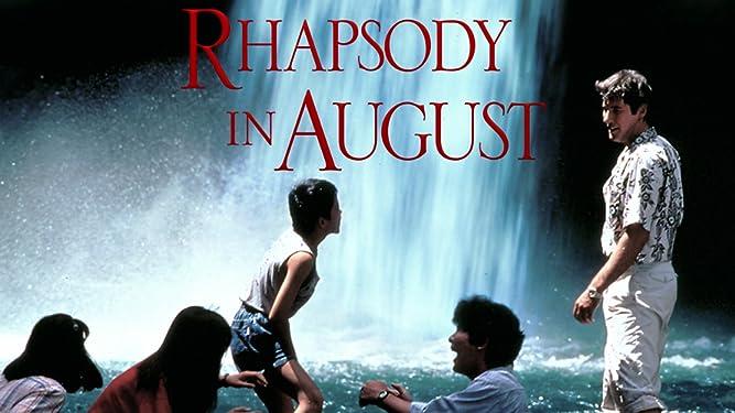 Rhapsodie im August (Rhapsody In August)